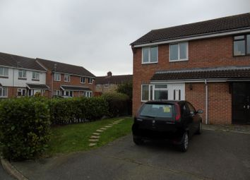 Thumbnail 2 bed end terrace house for sale in Dovedale Gardens, Eastbourne