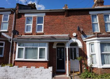 Thumbnail 3 bed terraced house for sale in Brickfield Road, Southampton