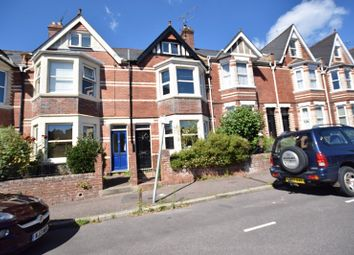 4 bed terraced house for sale in Athelstan Road, St. Leonards, Exeter EX1