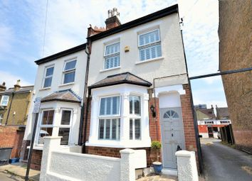 Thumbnail 4 bed semi-detached house for sale in Harrisons Rise, Croydon
