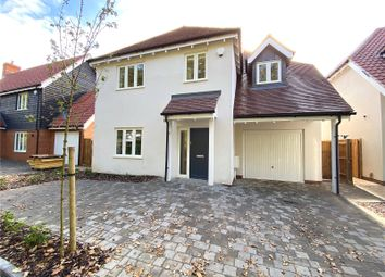 Thumbnail 4 bed detached house for sale in Station Bridge Yard, Blake Hall Road, Ongar, Essex