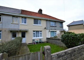 Thumbnail 2 bed terraced house for sale in Manor Road, Camborne, Cornwall