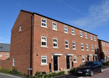 Thumbnail 3 bed mews house to rent in 20 Arnhem Way, Saighton, Chester