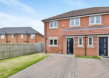 Thumbnail 3 bed semi-detached house for sale in Rushyford Drive, Ferryhill