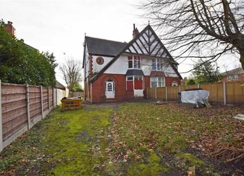 Thumbnail 5 bed semi-detached house for sale in Palatine Road, West Didsbury, Manchester