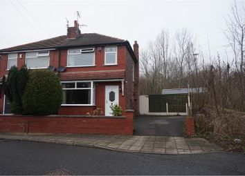 Thumbnail 2 bedroom semi-detached house for sale in Goyt Crescent, Portwood