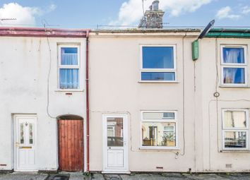 Thumbnail 2 bedroom terraced house to rent in Alma Road, Lowestoft