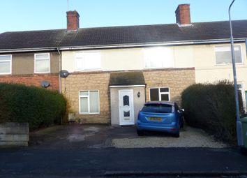 Thumbnail 3 bed terraced house to rent in Appleton Road, Blidworth, Nottinghamshire