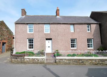 Thumbnail 5 bed detached house for sale in Bowness House, Bowness-On-Solway, Wigton, Cumbria