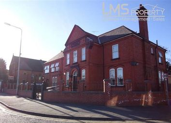 Thumbnail 1 bed flat to rent in The Old Court House, High Street, Winsford