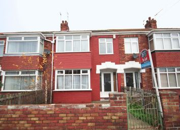 Thumbnail 3 bed terraced house to rent in Westgarth Avenue, Hull