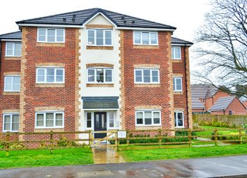 Thumbnail 2 bed flat for sale in Bullhurst Close, Stoke-On-Trent
