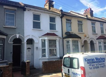 Thumbnail 3 bed terraced house to rent in Kimberley Road, Edmonton, London