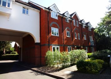 Thumbnail 2 bedroom flat to rent in St Cross Court, Upper Marsh Lane, Hoddesdon