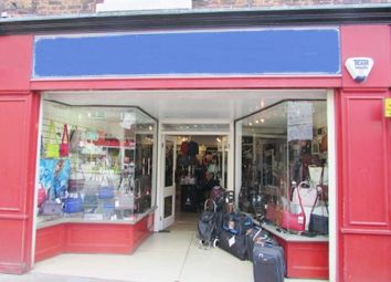 Thumbnail Retail premises for sale in 98 Northgate Street, Chester