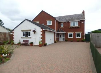 Thumbnail 4 bed detached house for sale in Palumic House, Newtown, Blackford, Carlisle