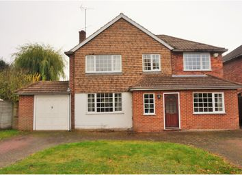 Thumbnail 4 bedroom detached house for sale in Kilowna Close, Charvil, Reading