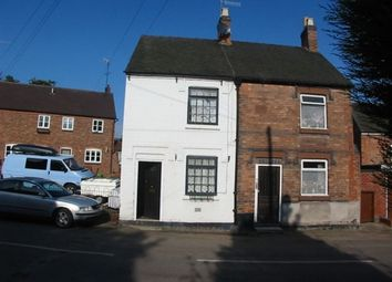 Thumbnail 2 bed property to rent in Well Lane, Repton, Derbyshire