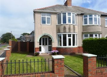 Thumbnail 3 bed semi-detached house to rent in Furness Park Road, Barrow-In-Furness