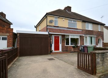 Thumbnail 3 bed semi-detached house for sale in Norbury, Mooracre Lane, Bolsover, Chesterfield