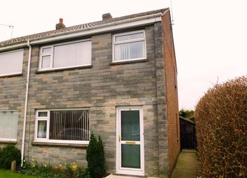 Thumbnail 3 bed semi-detached house to rent in Northfield Road, Ruskington, Sleaford