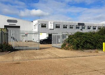 Thumbnail Light industrial for sale in 77 Wollaston Way, Burnt Mills Industrial Estate, Basildon, Essex