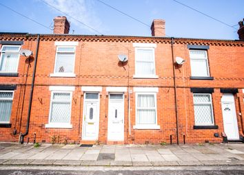 Thumbnail 2 bed terraced house to rent in Beatrice Street, Denton, Manchester