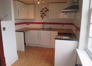 Thumbnail 2 bedroom maisonette to rent in Crescent Passage, Wisbech