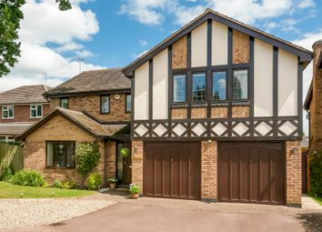 Thumbnail 5 bed detached house for sale in Rouncil Lane, Kenilworth