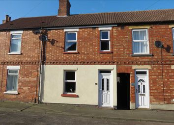 3 bed terraced house for sale in Queen Street, Sleaford NG34
