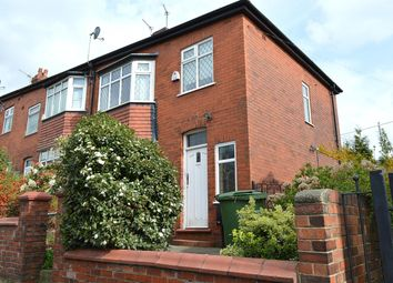 Thumbnail 3 bed end terrace house for sale in Wellington Road, Coppice, Oldham