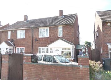 Thumbnail 3 bed semi-detached house for sale in Cobham Road, Hounslow, Greater London