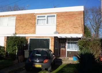 Thumbnail 6 bed end terrace house to rent in Greenways, Englefield Green, Egham