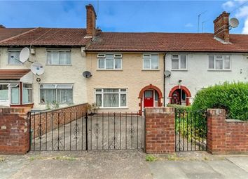 Thumbnail 3 bed terraced house for sale in Warren Road, London