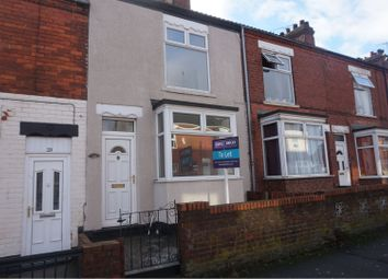 Thumbnail 2 bed terraced house to rent in Smith Street, Scunthorpe