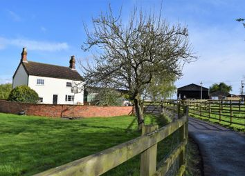 Thumbnail 3 bed detached house for sale in Station Road, North Kelsey Moor, Market Rasen