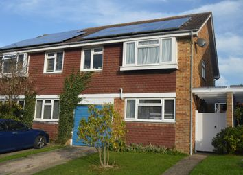 Thumbnail 4 bed semi-detached house for sale in Arnold Way, Bosham, Chichester