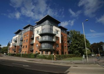 Thumbnail 2 bed flat for sale in Clarence Court, Bridge Street, Andover