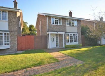 Thumbnail 4 bedroom detached house for sale in The Lawns, Melbourn, Royston
