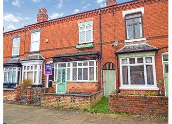 2 bed terraced house for sale in Melton Road, Kings Heath, Birmingham B14