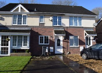 Thumbnail 2 bed terraced house to rent in Coedriglan Drive, Drope, Cardiff.