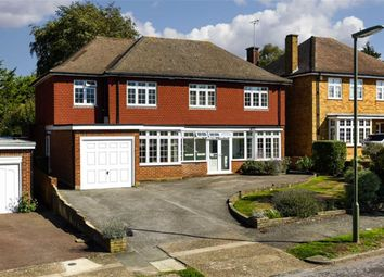 Thumbnail 4 bed detached house for sale in Dorling Drive, Epsom, Surrey