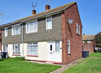 Thumbnail 2 bed end terrace house for sale in St. Augustines Crescent, Whitstable, Kent