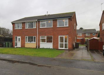 Thumbnail 3 bed property to rent in Graham Rise, Dishley, Loughborough