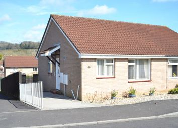 Thumbnail 2 bed semi-detached bungalow to rent in Lethbridge Road, Wells