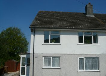 Thumbnail 2 bed flat to rent in South Hill, Plymouth