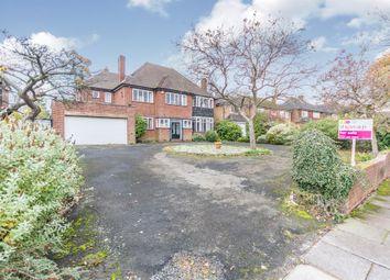 Thumbnail 5 bed detached house for sale in Hamilton Avenue, Harborne, Birmingham