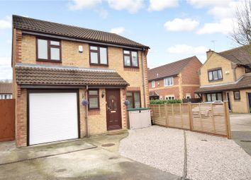 Thumbnail 4 bedroom detached house for sale in Bullivant Close, Greenhithe, Kent