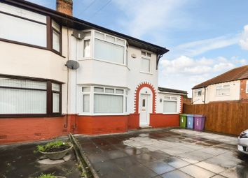 Thumbnail 3 bed semi-detached house for sale in 8 Meadow Way, Liverpool