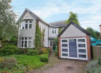 Thumbnail 4 bed detached house for sale in Bedale Road, Sherwood, Nottingham